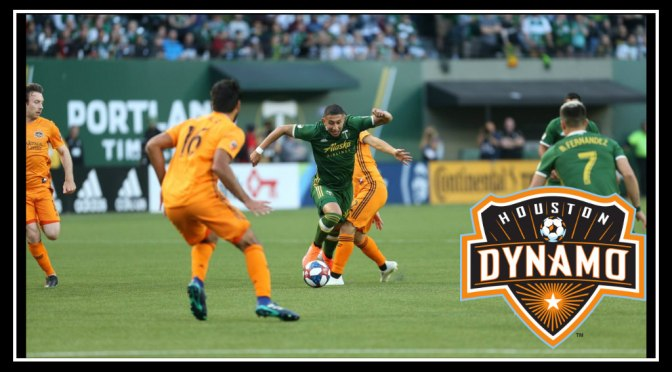 Houston Dynamo Pack Up Their Struggles, Visit Portland