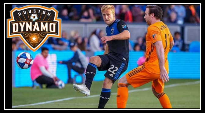 Houston Dynamo – Fans, Supporters, and a Loss in San Jose