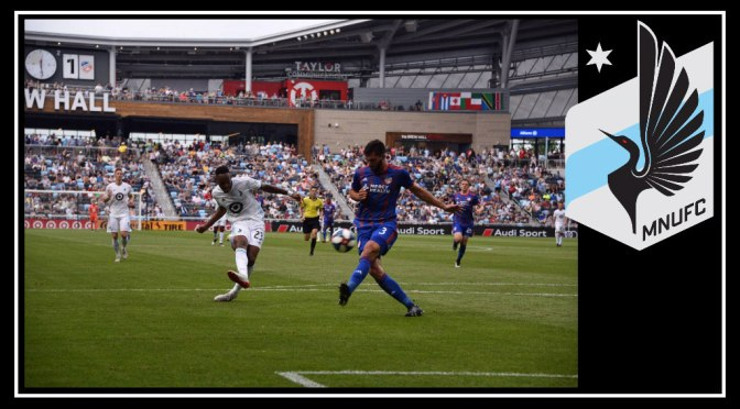 A Goal Epiphany: MNUFC Sees The Other Side Of A Goal Windfall