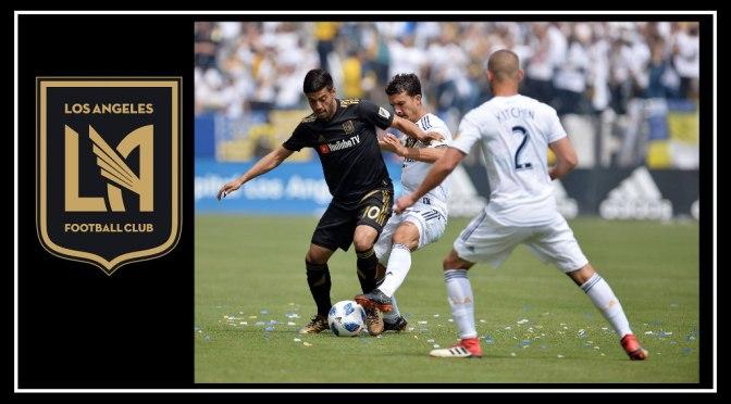 LA Galaxy vs. LAFC: Match Preview