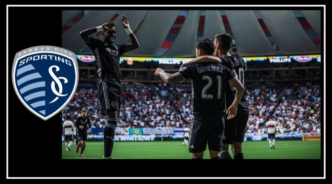 Sporting KC turning things around following 3-0 shutout in Vancouver