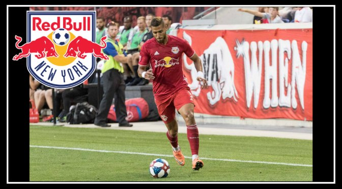 New York Red Bulls: Walk Me Home