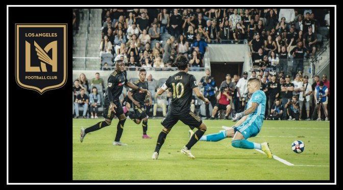 LAFC concludes Rivalry Week with 3-3 Draw at home against the Galaxy