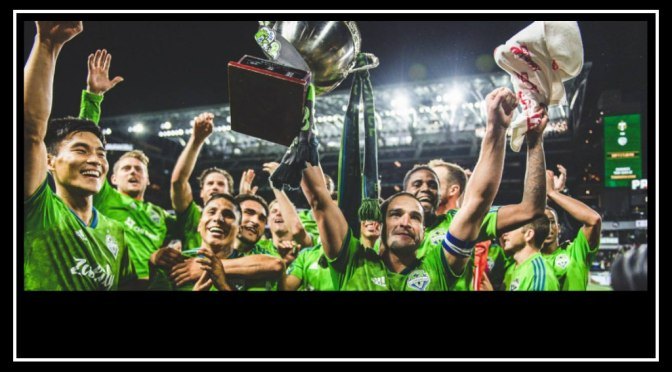 Sounders Rule as Cascadia Cup Champions after 2-1 Win at Portland