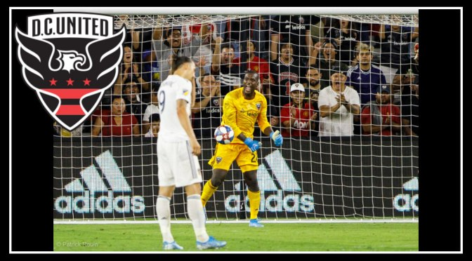 Accept No Substitutes (For a D.C. United Win)
