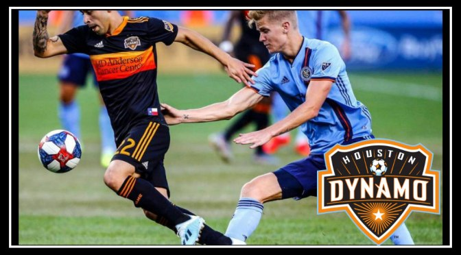 Houston Dynamo Get And Lose Points at Yankee Stadium
