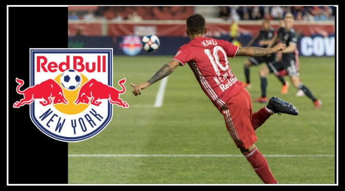 Rivalry Week: Red Bulls Hit With Their Best Shot