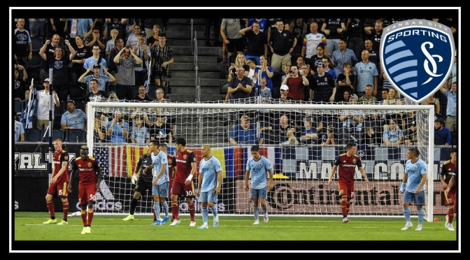 Sporting KC Falls to Real Salt Lake In 2-1 Loss