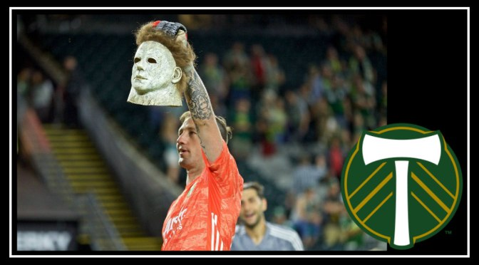 Player Spotlight: Steve Clark turns Providence Park into House of Horrors