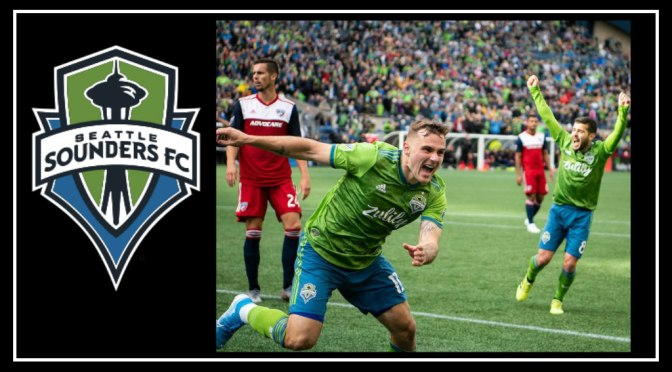 Sounders Snag Dramatic OT Win  Thanks to Jordan Morris X3