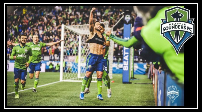 Sounders Roll Past RSL to Advance to 3rd Western Conference Final In 4 Years