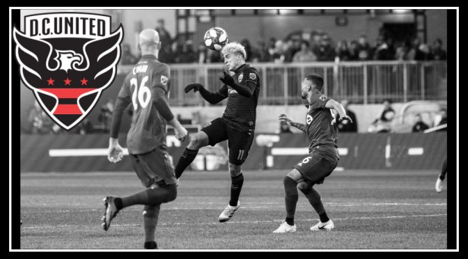 D.C. United's 2019 Season Comes to a Close with a 5-1 loss to Toronto