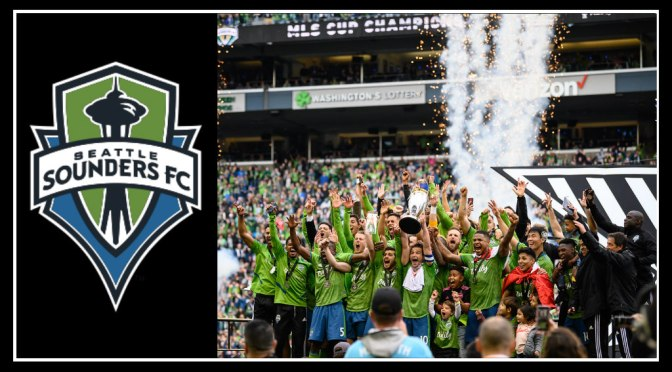 Seattle Sounders Win Second MLS Cup‬, This Time At Home
