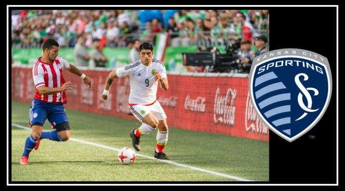 Sporting KC Signs Liga MX Striker Alan Pulido for Record Fee